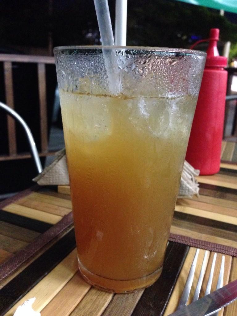 Venezuelan lemonade