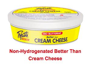 tofutti vegan cream cheese