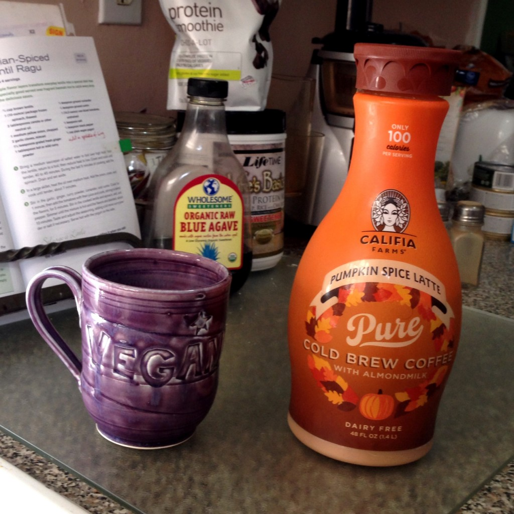 califia farms pumpkin spice latte