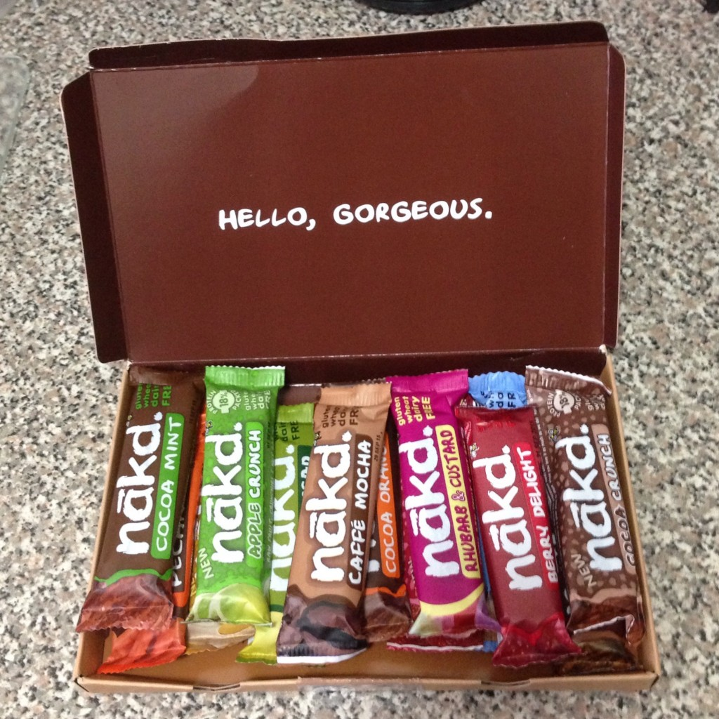 nakd snack bars variety pack