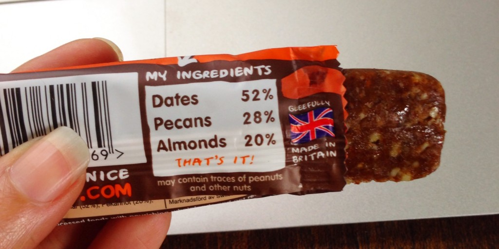 pecan pie nakd snack bar