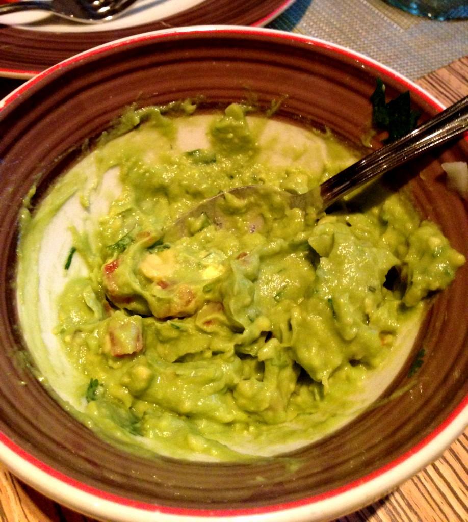 guacamole at mole paradisus
