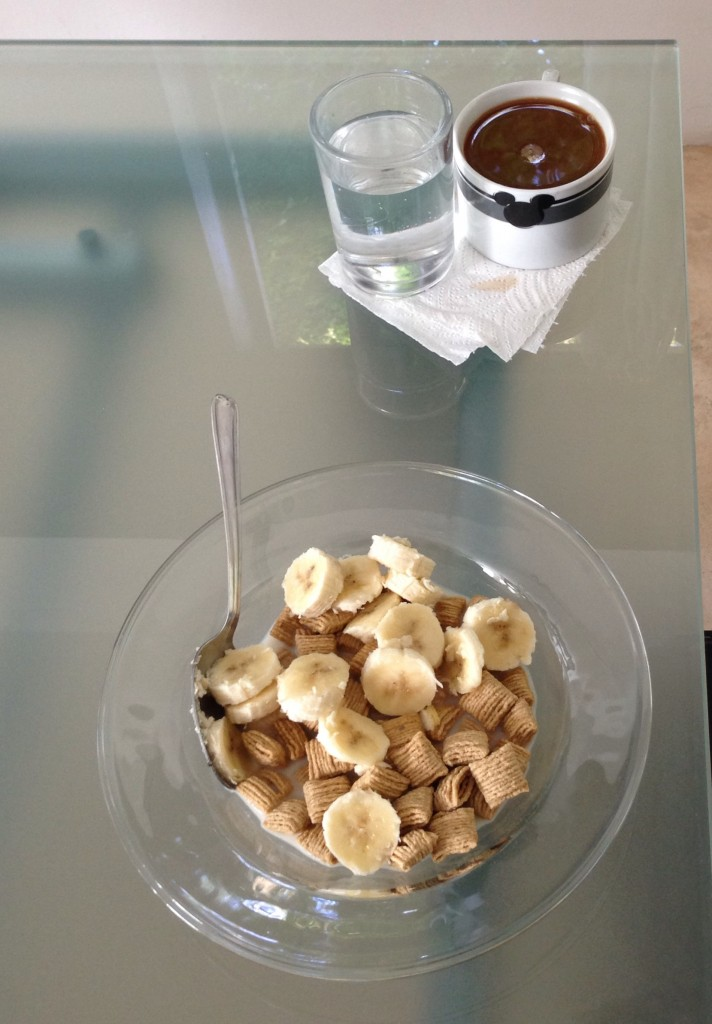vegan cereal for breakfast