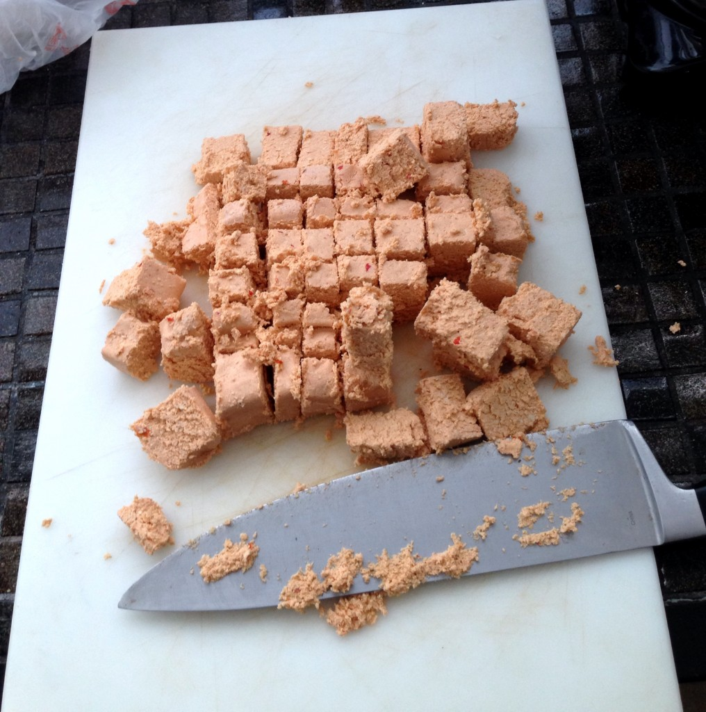 seasoned tofu in mexico